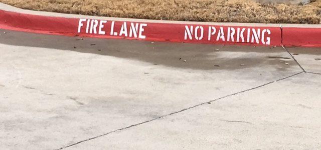fire lane memphis